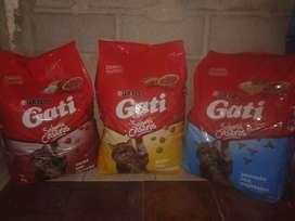GATI alimentos balanceados para gatos