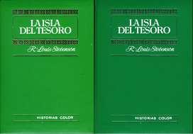 Historias Color - Serie Grandes Aventuras & Serie Clásicos Juveniles