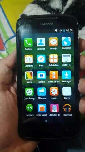 celular Huawei y520 buena camara
