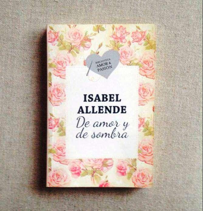 De Amor Y De Sombra - Isabel Allende