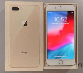 iPhone 8 Plus Dorado de 64Gb