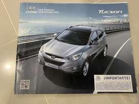 Hyundai Tucson ix35 guia