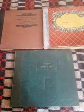 Discos clasicos antiguos
