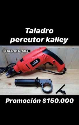 Taladro percutor kalley