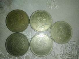 Monedas de Grecia Dacmas