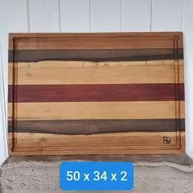 Tabla madera- sin uso