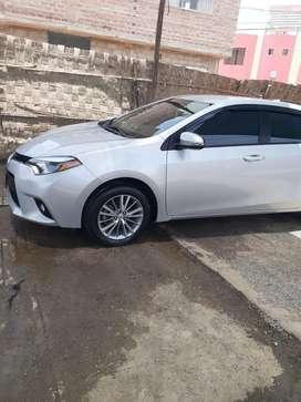 Vendo Toyota Corolla del año 2015