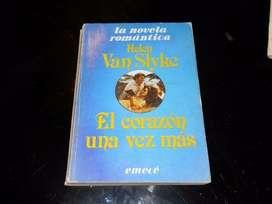 Novela El Corazón Una Vez Más Helen Van Slyke