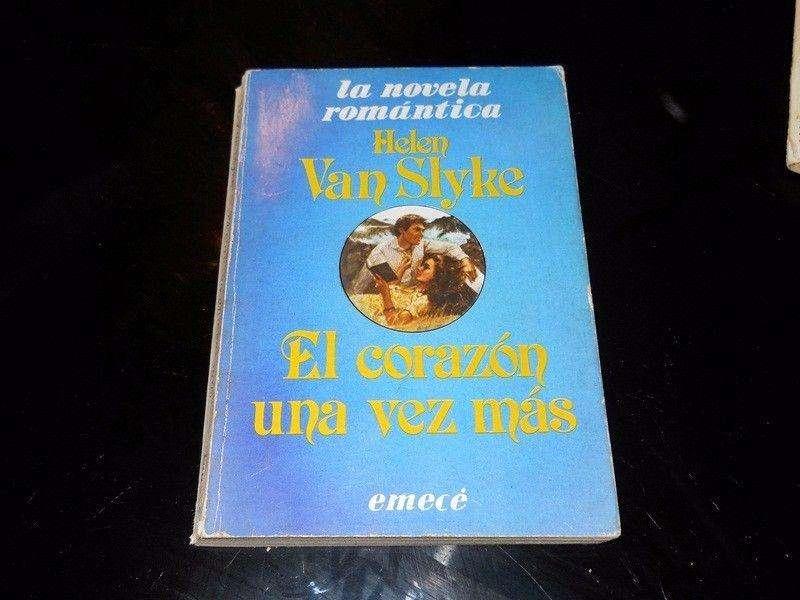 Novela El Corazón Una Vez Más Helen Van Slyke 0