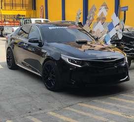 Vendo Kia Optima Hybrid como nuevo