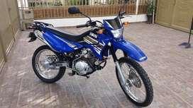 Se vende moto XTZ 125 modelo 2014 solo tarjeta de propiedad