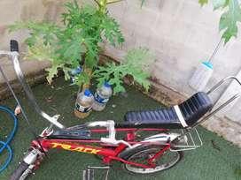 Vendo bicicleta choper antigua