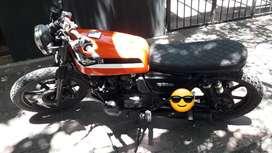 Vendo moto Kawasaki Z550 año 1989. IMPECABLE