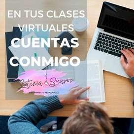 QUEDATE EN CASA CLASES VIRTUALES UNIVERSIDAD CLASES ON LINE UNIVERSITARIAS AHORA TE AYUDAMOS