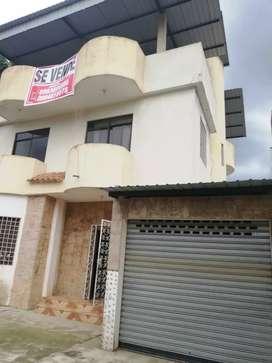 Casa de 2 plantas en el cantón Pasaje