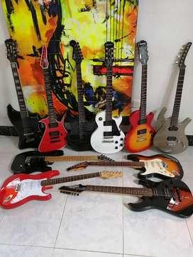 Guitarra eléctrica yamaha ibañez floyd rose schecter jackson ltd esp epiphone fender dean warlock