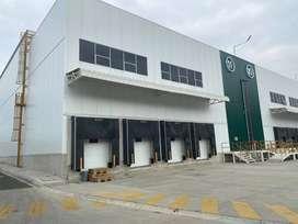VÍA A DAULE ALQUILO BODEGA DE 2830 m² ideal CENTRO DE DISTRIBUCION Y LOGISTICA