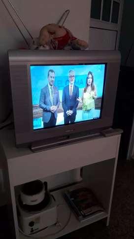 Vendo tv en muy buen estado funcionando con control