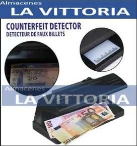 Detector de Billetes Falsos Compacto y Portátil