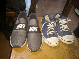 Vendo zapatillas y botines para niño