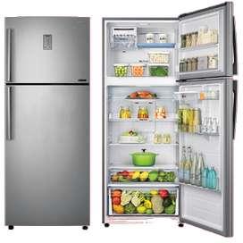 Reparacion heladeras, no frost, inverter,  exhibidoras, camaras frigorificas, aire acondicionado split, centrales.