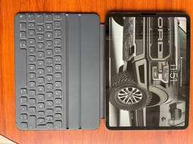 "iPad Pro 11"", 256gb, space gray, USADO"