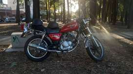 Moto Susuki gn 125, muy buen estado, titular