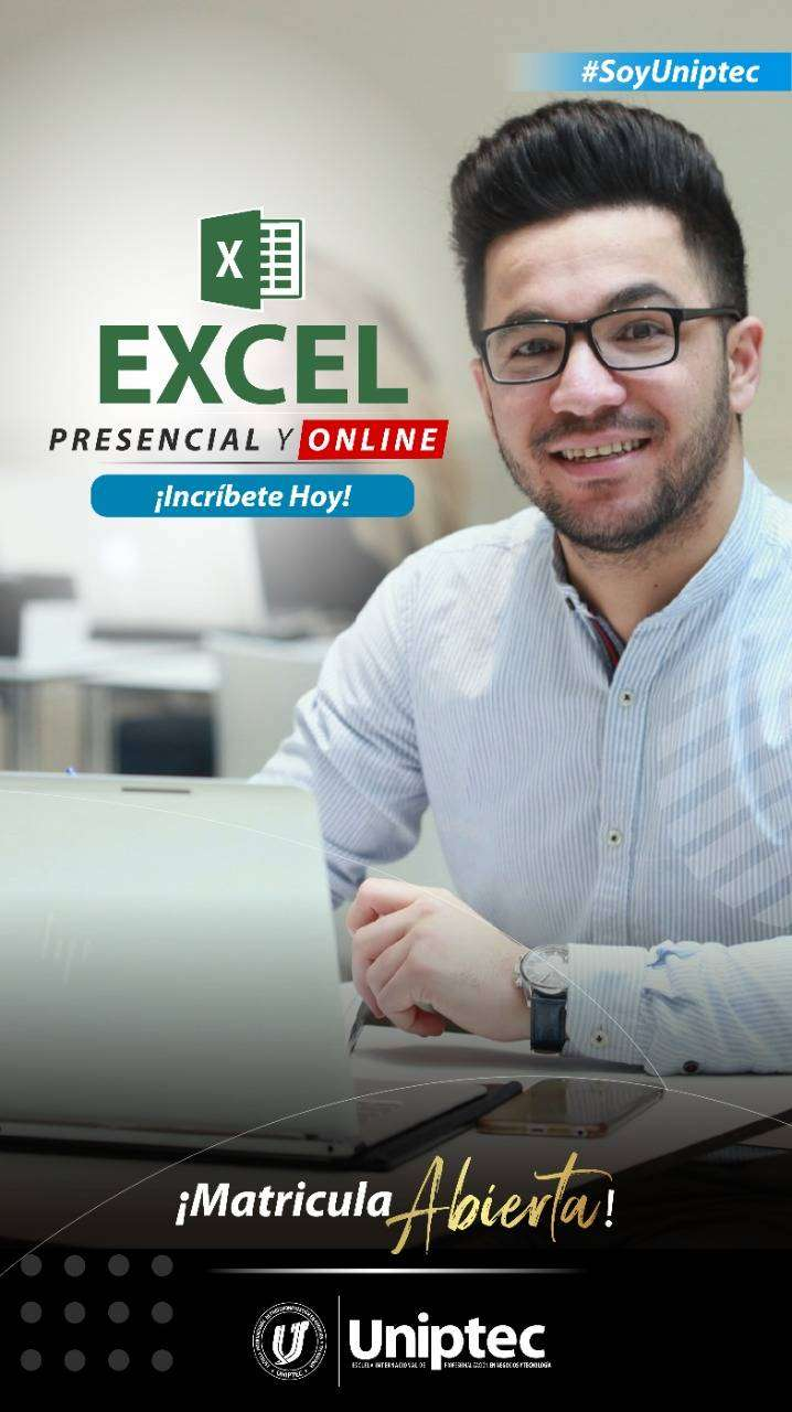 Excel Dominical de 8:00 am a 12:00 pm 0