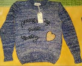 Sweter de lana