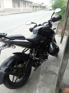 Moto Pulsar Ns Fi 200 con Abs