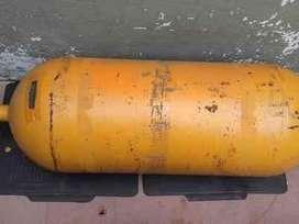 Tubo 36L dado de baja para.uso de xoprwsor o almacenamiento de aire