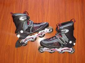 Patines Roller K2 talla US 13 CO 41