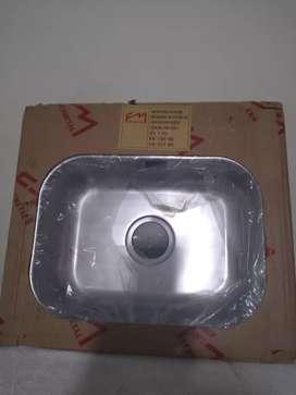 Lavaplatos Fermetal de acero inoxidable