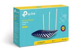 Router Inalambrico Dual Banda Tp-link Archer C20 Ac750