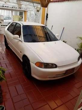 Honda civic 94 carburado
