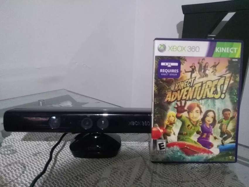Kinect Xbox 360 juego original 0