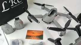 Drone SG907 con Camara Wifi 1080p GPS Retorno a casa