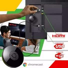Google Chromecast 2da generación