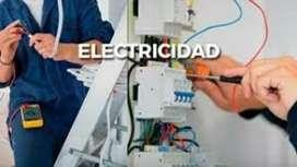 Electricista matriculado, emergencias domiciliarias, fábricas, comercio