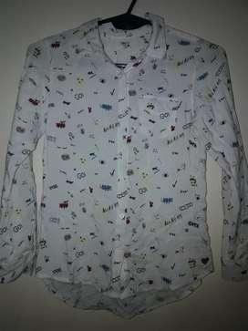 Camisa Elv Falabella