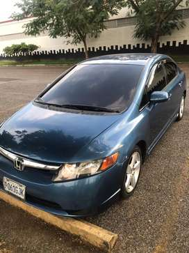 Vendo hermoso Honda Civic Lx 2006
