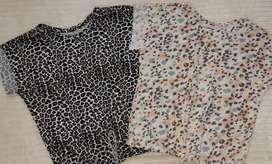Blusas talla unica