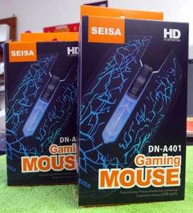 Mouse Gamer Económico SEISA DN-A401