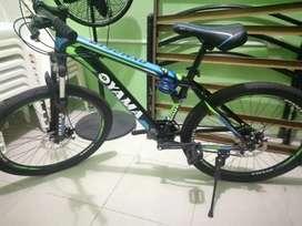 Bicicleta OYAMA ARO 26