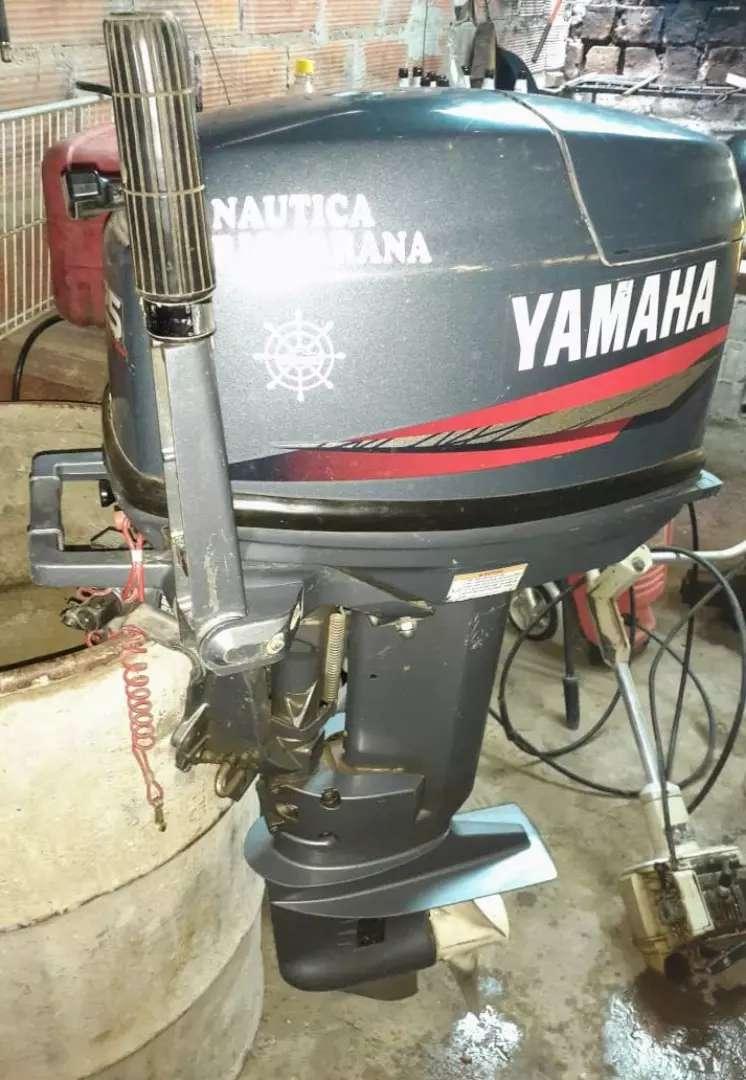 Motor Yamaha 25mod 0