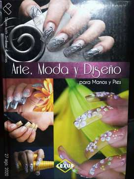 Diseño de uñas y peinados