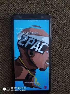 Samsung galaxy j4+ 1 mes de uso todo operativo