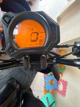Vendo moto bws  2019