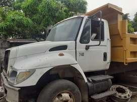 Vendo camión Internacional matriculado al dia negociable