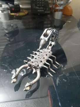 MetalArt - Escorpión
